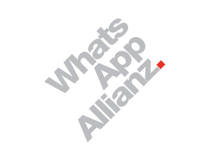 Allianz assistência Auto 24h via WhatsApp