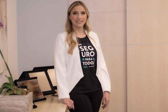 Bárbara Capurucho está à frente do novo Departamento de Produtos no Seguro PASI