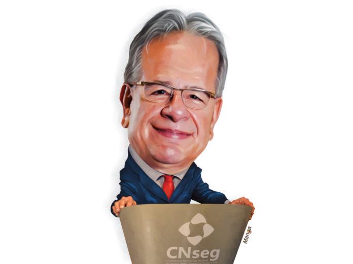 Coriolano discute tendências do mercado de seguros em live do SindSeg- SP