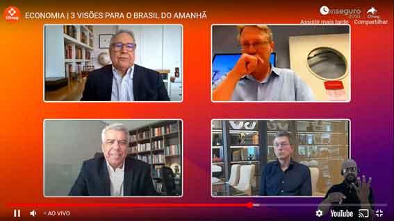 Conseguro 2021 debate com economistas o Brasil do amanhã: infraestrutura e meio ambiente são oportunidades