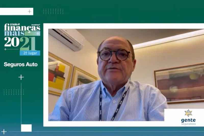 Sergio Wais, presidente da Gente Seguradora