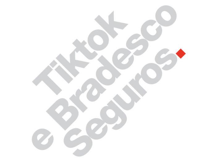 Bradesco Seguros mira o público jovem e cria perfil no Tiktok